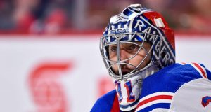 The New York Rangers simply don't trust Ondrej Pavelec