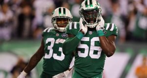 Jamal Adams Demario Davis New York Jets