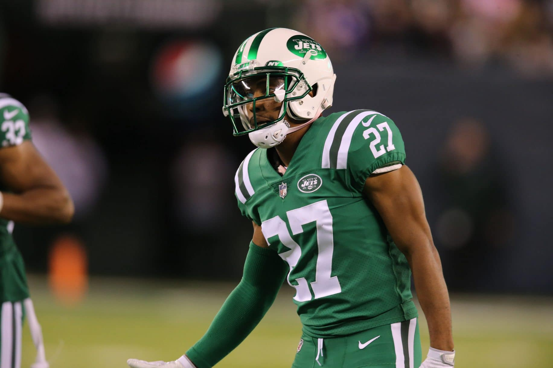 Darryl Roberts New York Jets