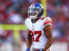 Sterling Shepard, New York Giants, NFL