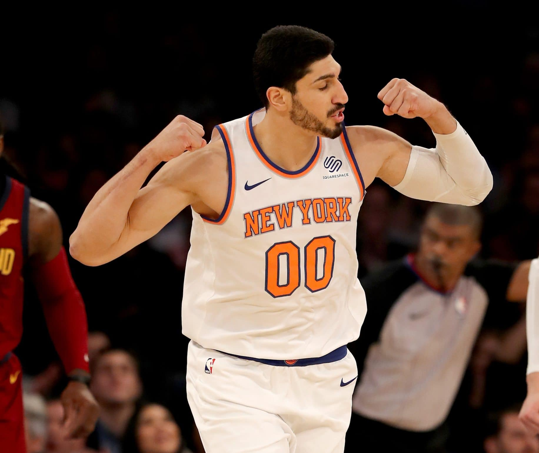 New York Knicks Mix 12/12/17: Enes Kanter fights through pain