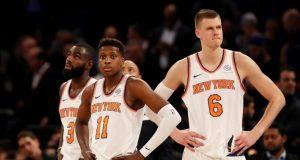 New York Knicks Power Rankings: Who's No. 2 behind Kristaps Porzingis?