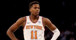 New York Knicks, Frank Ntilikina, NBA