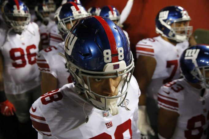 New York Giants need to get Evan Engram back in the mix vs. Oakland