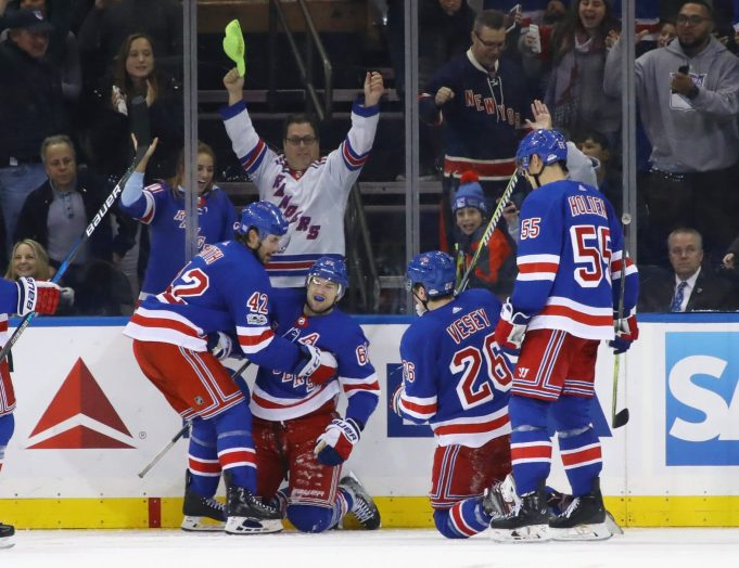 New York Rangers Weekly, 12/11/17: The Blueshirts take two of three