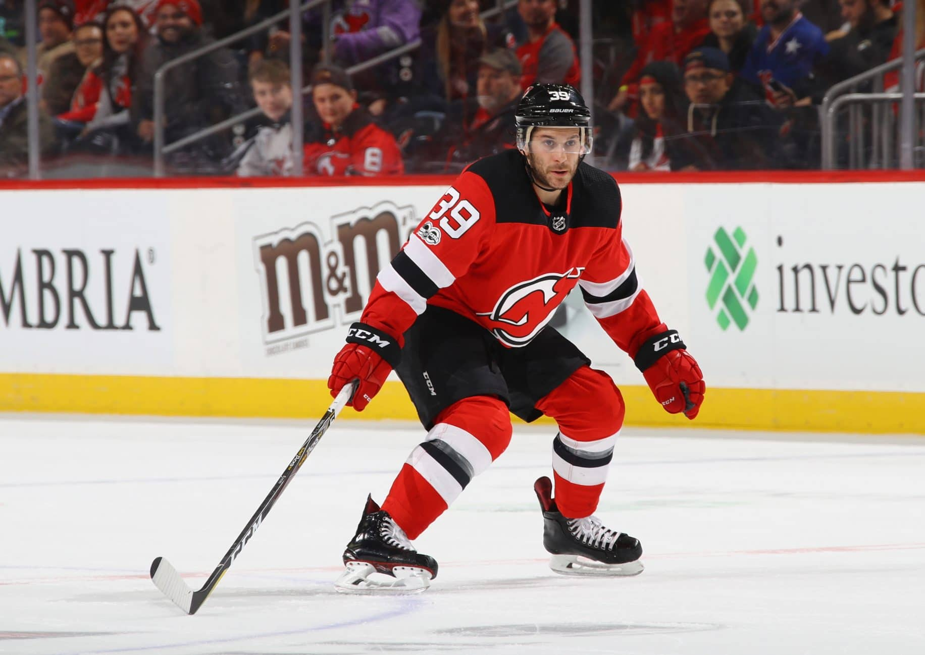 Brian Gibbons New Jersey Devils