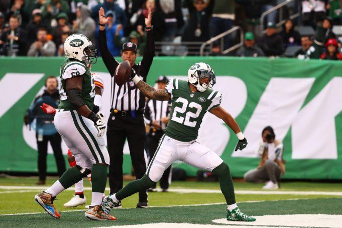 Matt Forte New York Jets