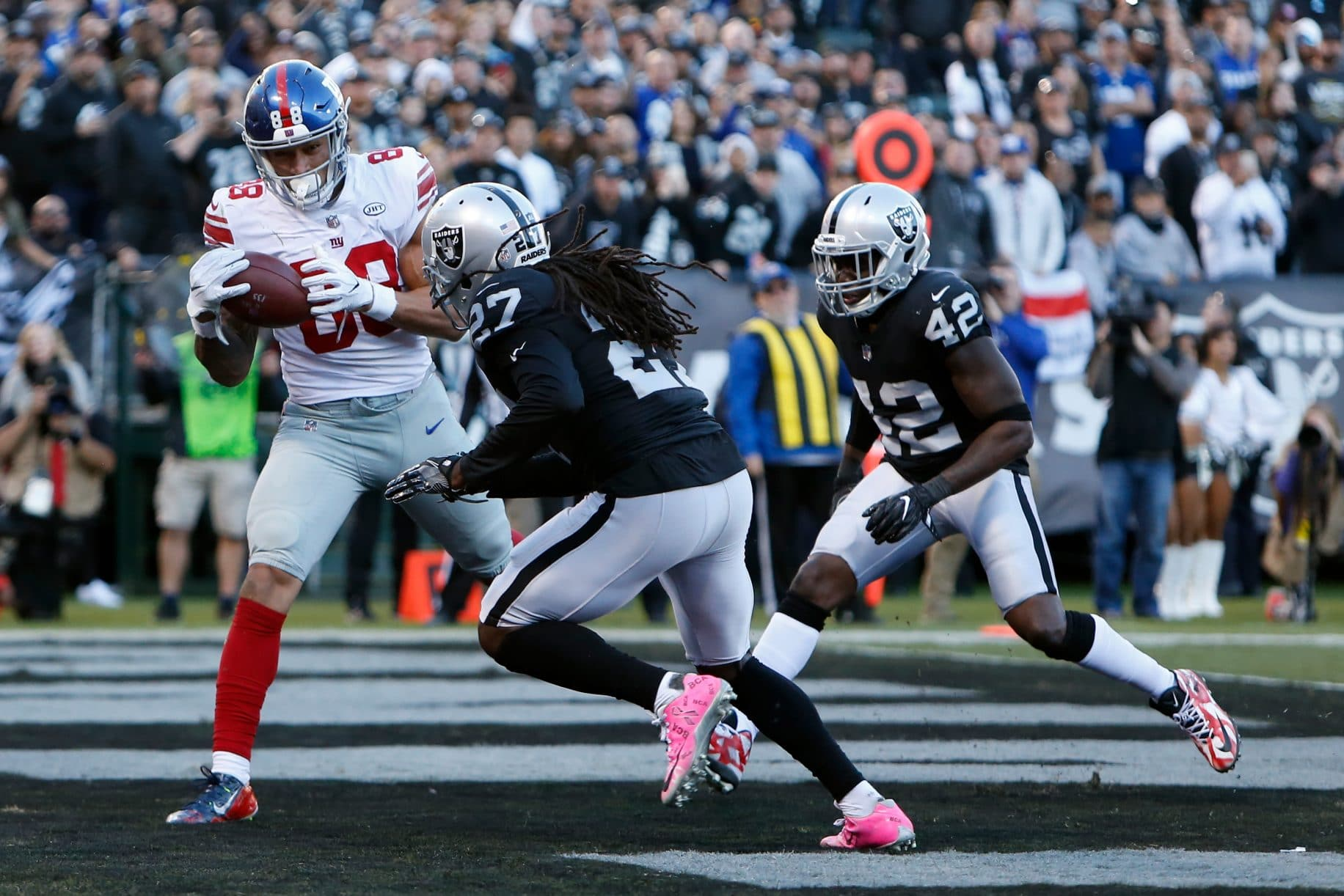 A Giants win for Christmas? 3 keys to victory for the New York Giants