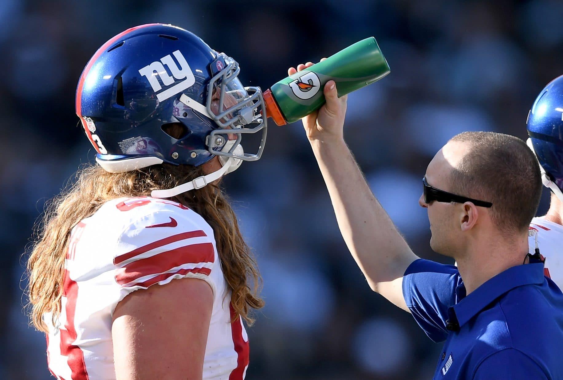 Chad Wheeler New York Giants