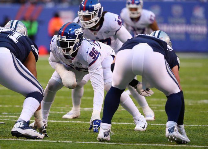 New York Giants, Jason Pierre-Paul, NFL