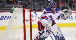 Fab Pads: Rangers Henrik Lundqvist reveals Winter Classic pads