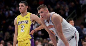 New York Knicks 113, Los Angeles Lakers 109 OT: Kristaps Porzingis leads the way (Highlights)