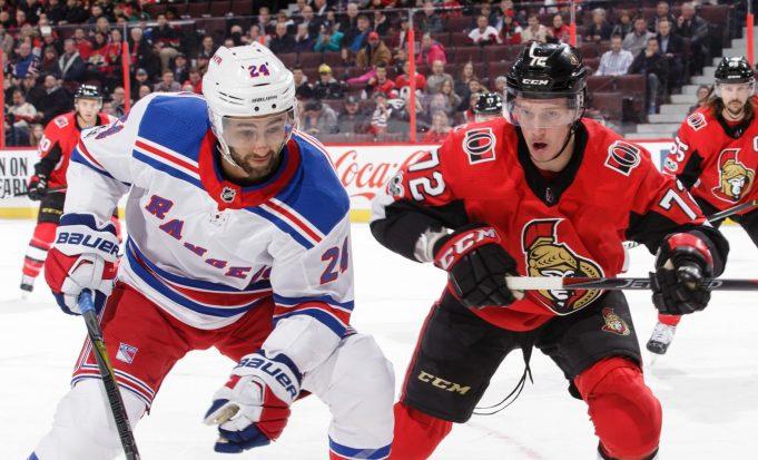 New York Rangers 2, Ottawa Senators 3: Turnovers doom Blueshirts (Highlights)