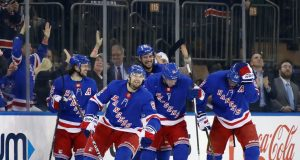 The New York Rangers are finding success in a tight schedule