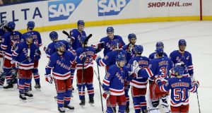 New York Rangers Weekly, 12/18/17: Blueshirts take 5-of-8 points