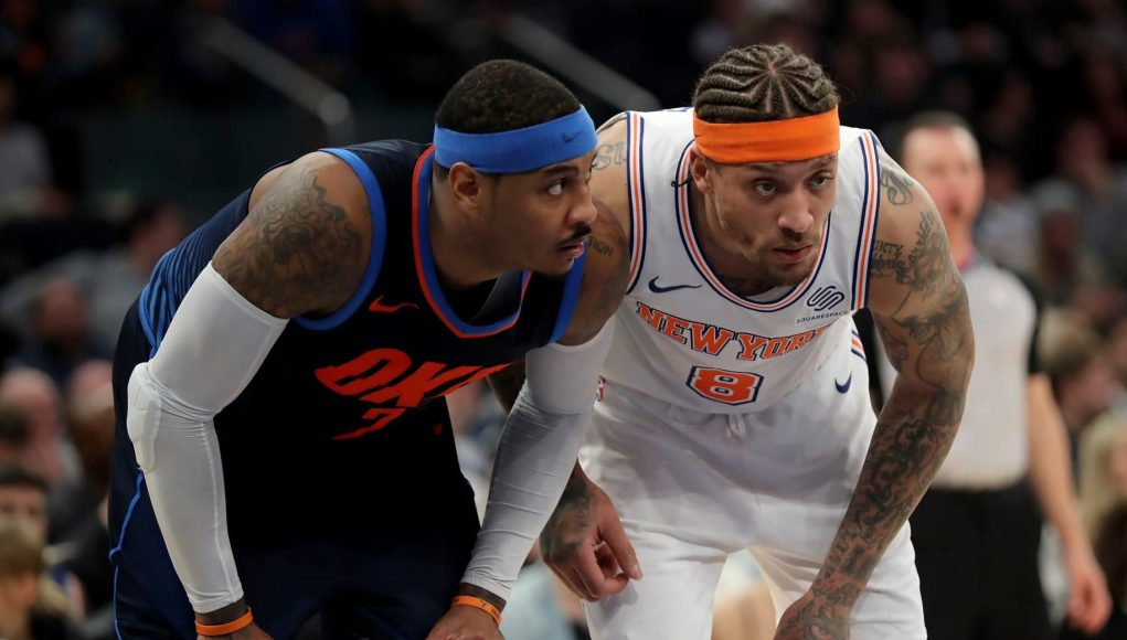 New York Knicks: Nothing Michael Beasley does makes sense