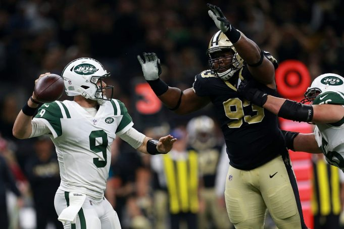 The New York Jets offense fails in New Orleans with Bryce Petty
