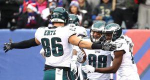 New York Giants: Philadelphia Eagles fans take over MetLife Stadium