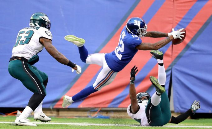 Newq York Giants Game Notes
