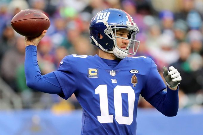 New York Giants: Eli Manning tries to explain what a catch actually is