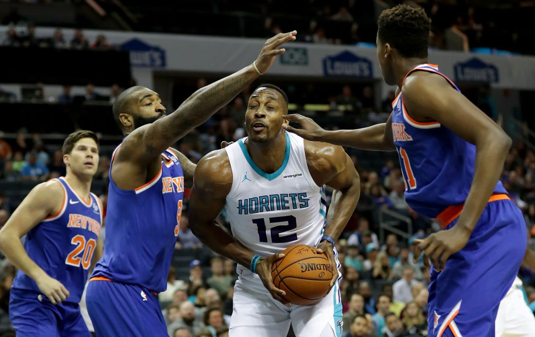 New York Knicks, NBA, Dwight Howard