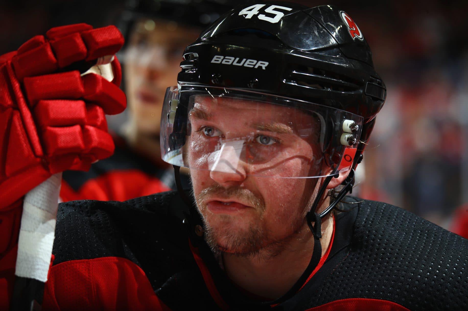 Sami Vatanen New Jersey Devils