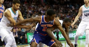 New York Knicks 91, Charlotte Hornets 109: Knicks winning streak comes to an end (Highlights)