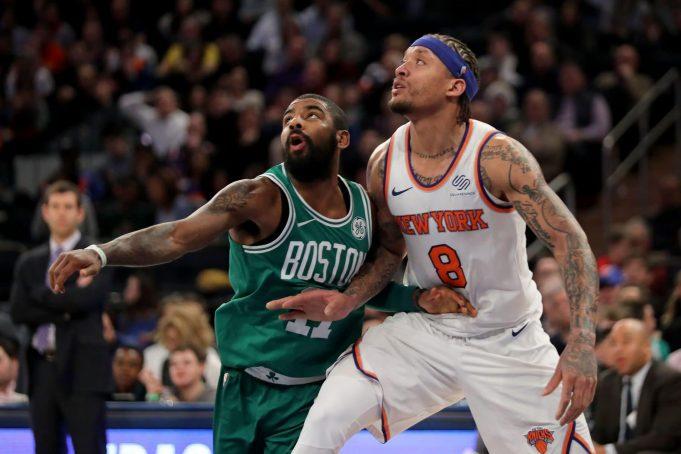 New York Knicks, Boston Celtics, Michael Beasley