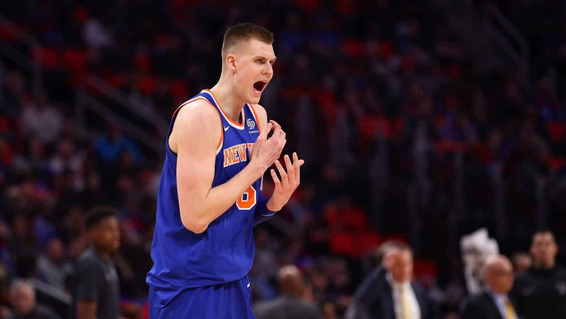 New York Knicks: Predicting the team's NBA 2k19 ratings