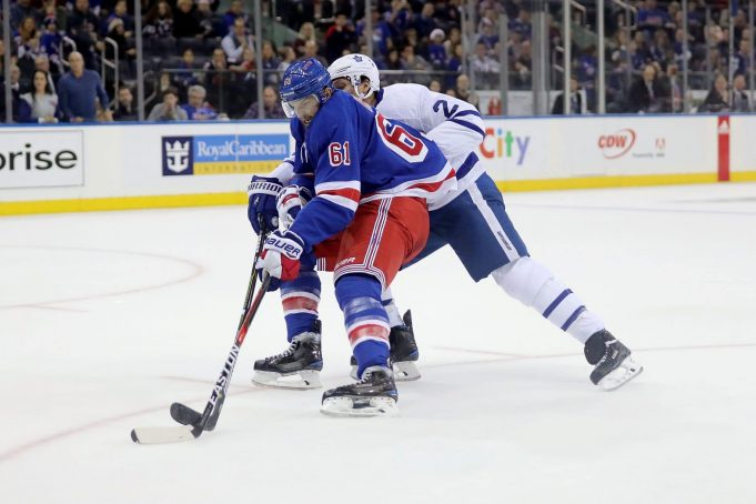 New York Rangers, Rick Nash, NHL