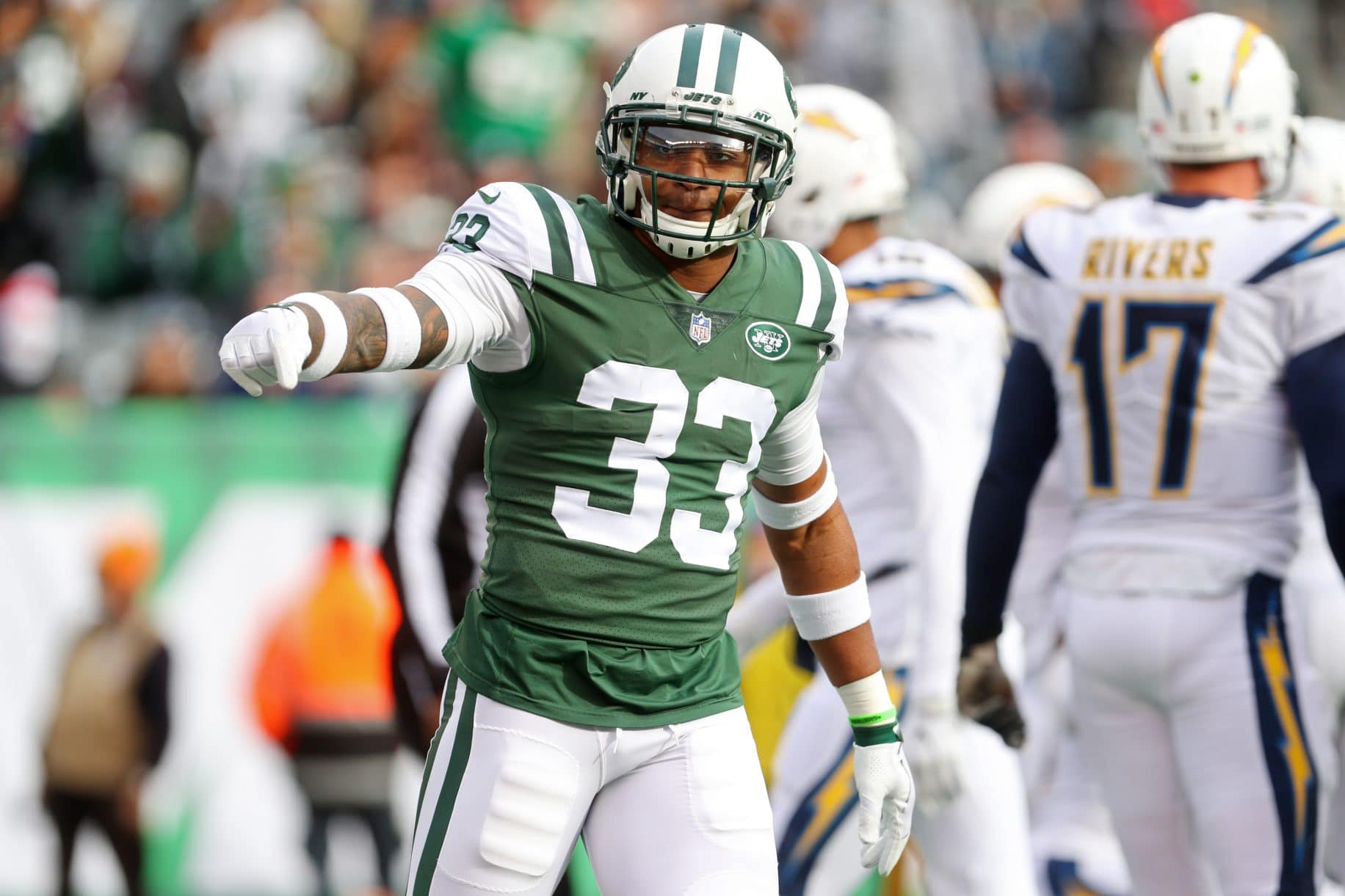 New York Jets Jamal Adams Interception Total Means Little In This Defense