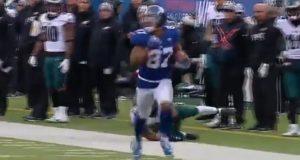 New York Giants: Sterling Shepard scores 67-yard touchdown (Video)