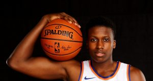 New York Knicks: Point guard position