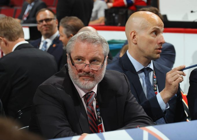 New York Islanders, Garth Snow, 2017 NHL Draft