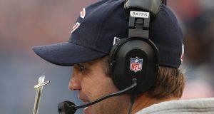 Jeremy Bates, NFL