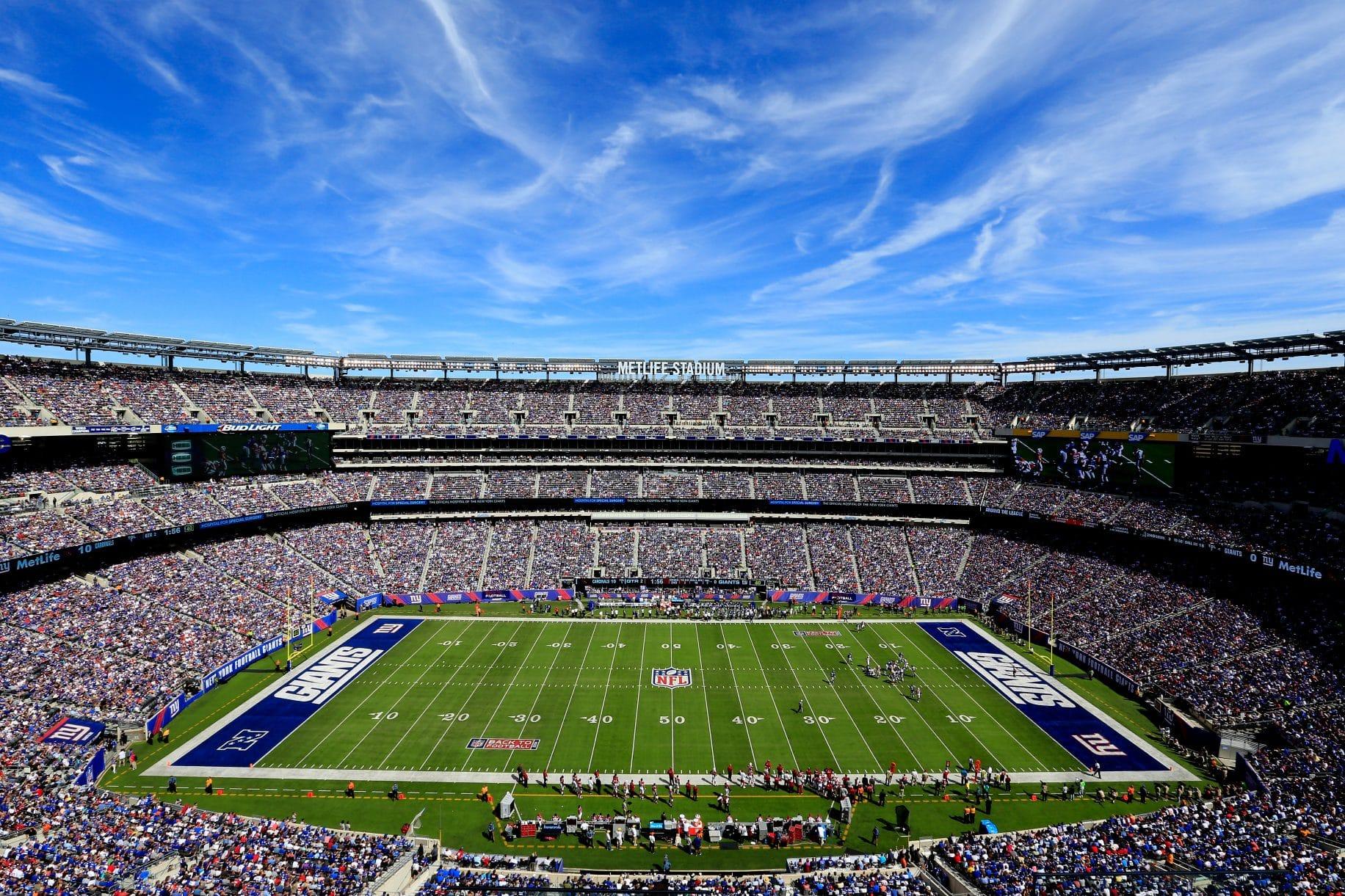 New York Giants, Metlife Stadium