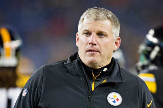 Pittsburgh Steelers Mike Munchak