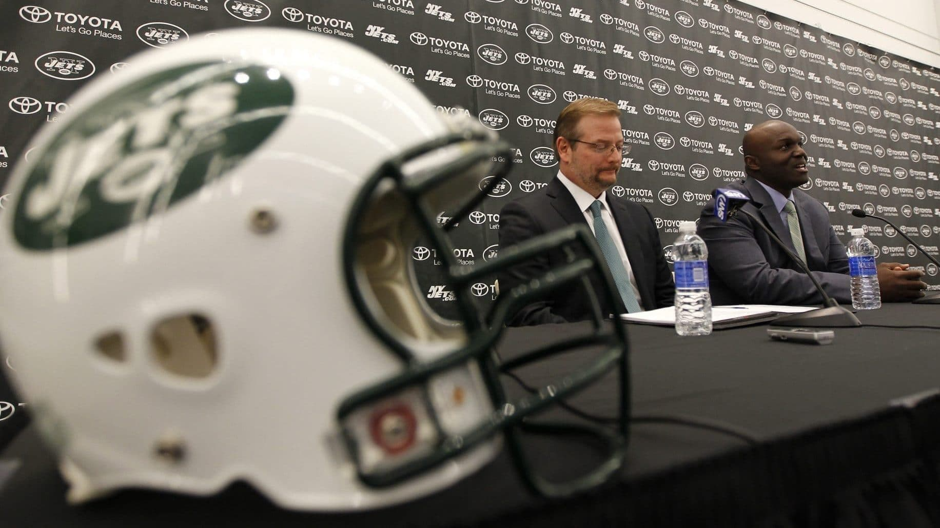 Mike Mike Maccagnan, New York Jets