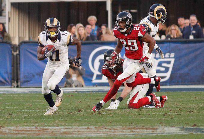 Atlanta Falcons, Los Angeles Rams, NFL