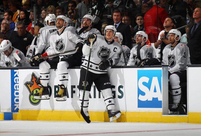 NHL All-Star Game, NHL