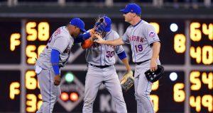 New York Mets, Yoenis Cespedes, Noah Sydnergaard, Jacob deGrom