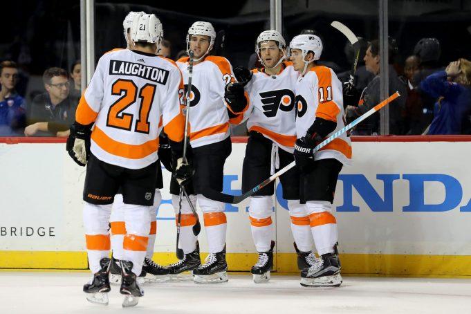 New York Islanders, Philadelphia Flyers, NHL