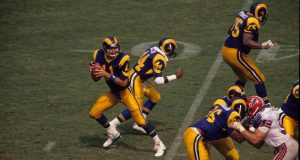 Jim Everett Los Angeles Rams