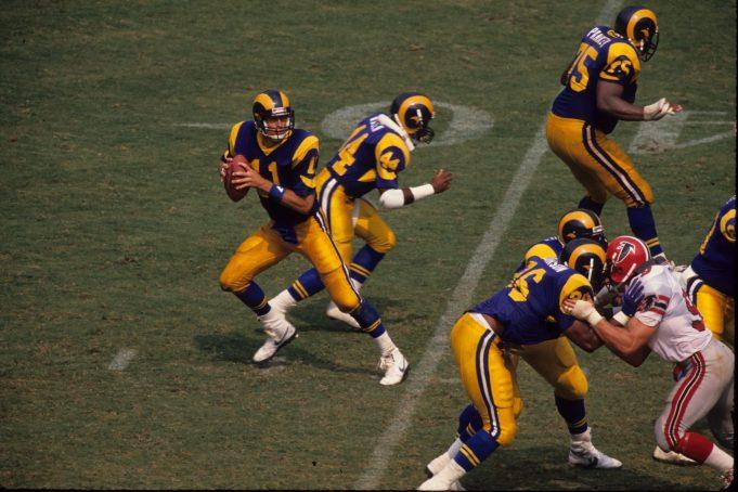 Jim Everett Los Angeles Rams