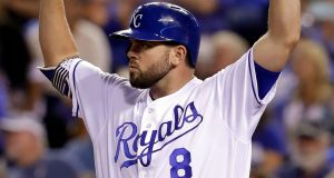 Mike Moustakas Kansas City Royals New York Mets