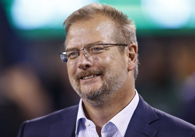 Mike Maccagnan, New York Jets Press Conference