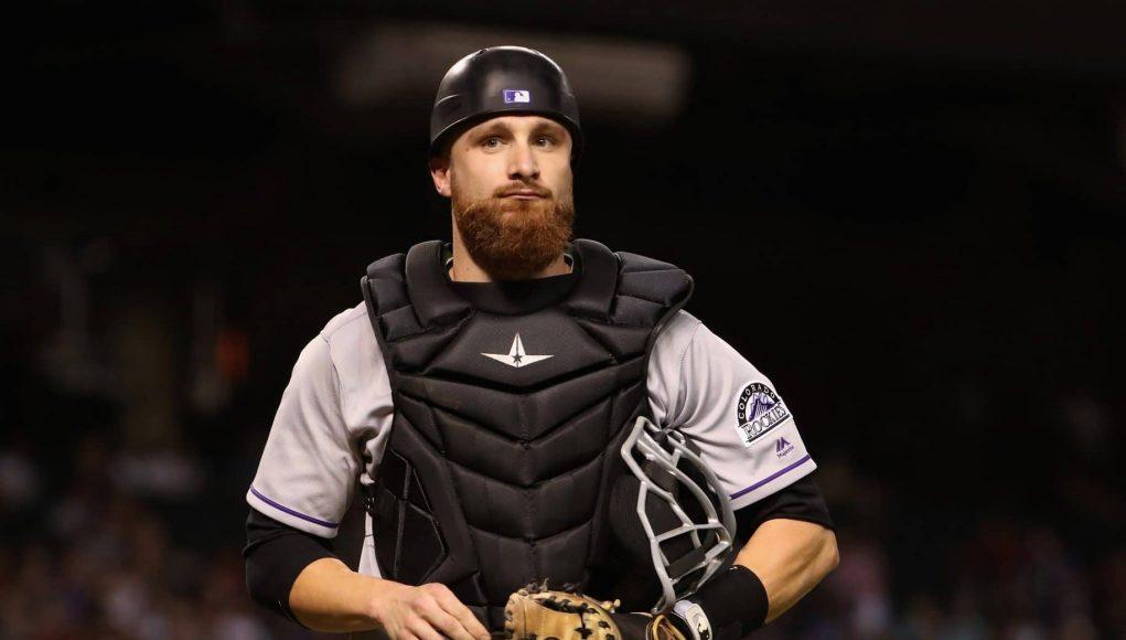 Jonathan Lucroy, Colorado Rockies, MLB