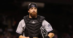 Jonathan Lucroy, Colorado Rockies, MLB