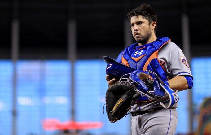 New York Mets, Travis d'Arnaud