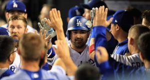 Adrian Gonzalez Los Angeles Dodgers